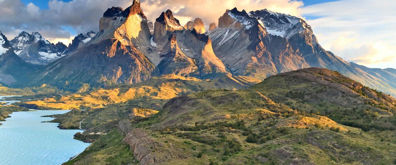 Die Vielfalt der Anden