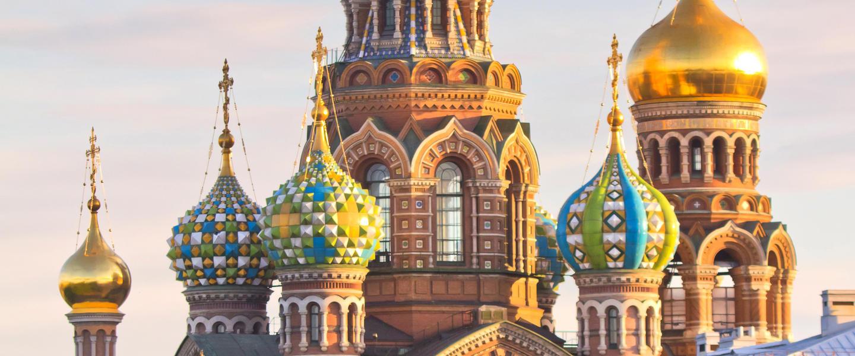 St. Petersburg ─ Zauber der Zarenzeit