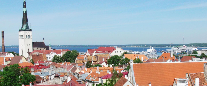 St. Petersburg ─ Tallinn ─ Riga