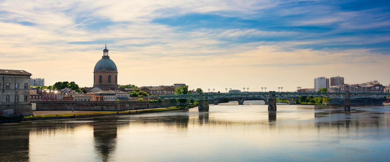 Im Westen Frankreichs: Von Toulouse nach Bordeaux