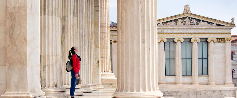 Athen und die Peloponnes