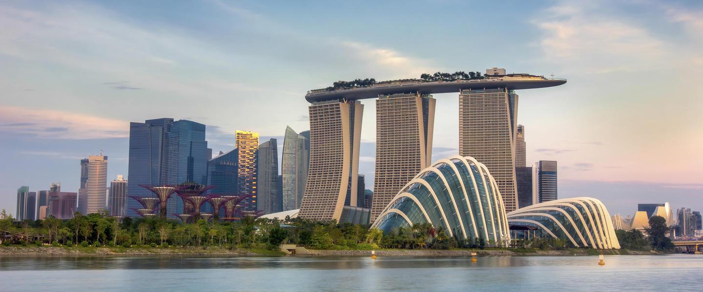 Singapur und die Insel der Götter