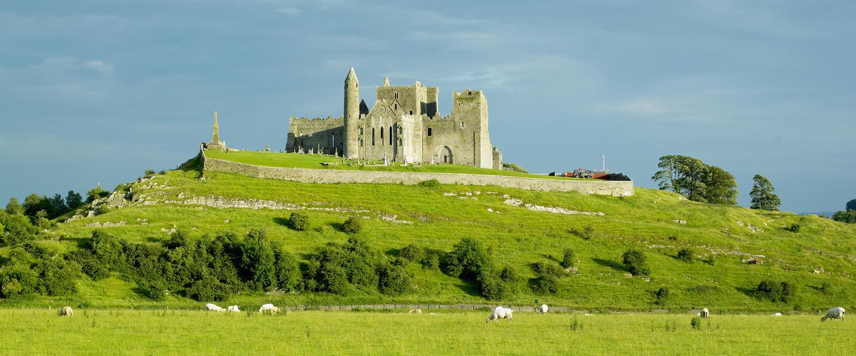 Irland ─ Fáilte grüne Insel