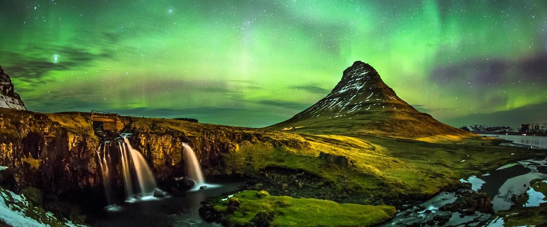 Island ─ Auf der Jagd nach den Nordlichtern