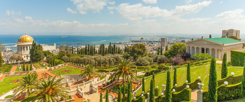 Shalom in Israel