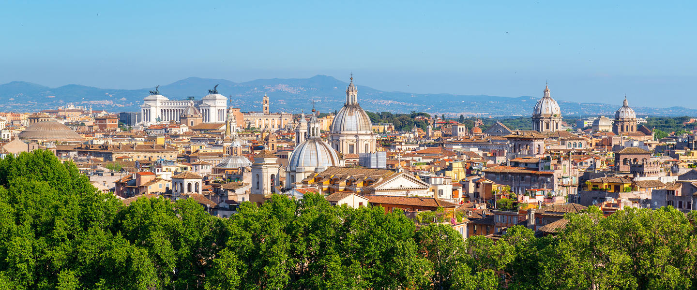 Rom ─ die ewige Stadt