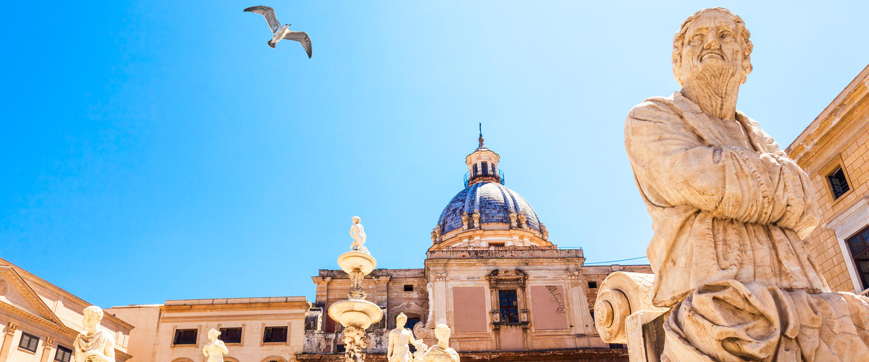 Sizilien ─ Juwel im Mittelmeer