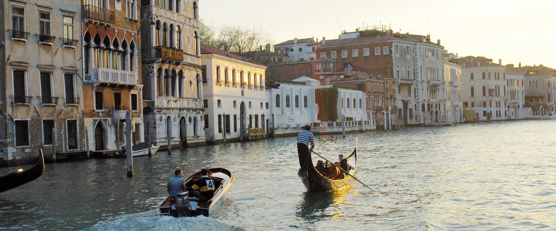 Venedig und sein malerisches Umland