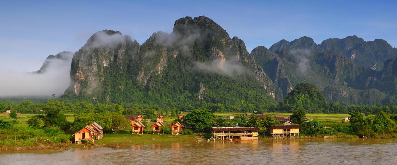 Laos-auf den Spuren von Vergangenheit und Natur