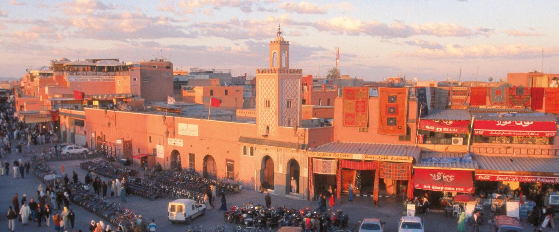Königsstädte und Straße der Kasbahs