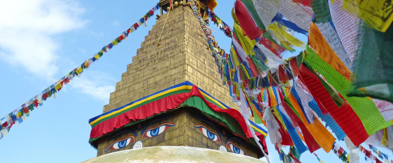 Nepal ─ Land der hohen Berge