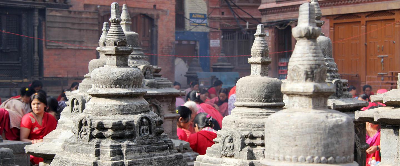 Nepal ─ Welterbe am Fuße des Himalaya