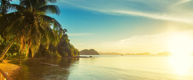 Atemberaubendes Naturerlebnis auf den Philippinen