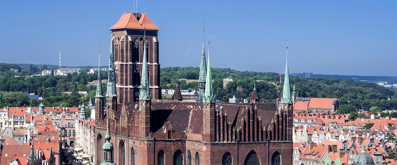 Von der Hansestadt nach Masuren