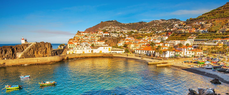 Madeira ─ Blütenzauber und Vulkangebirge