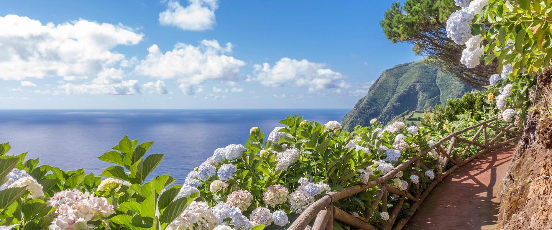 Azoren ─ Vulkaninseln im Atlantik