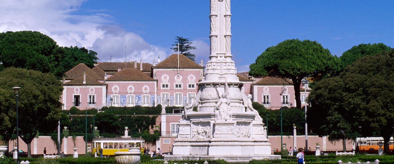 Von Lissabon nach Porto