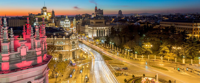 Madrid ─ Das Herz Spaniens
