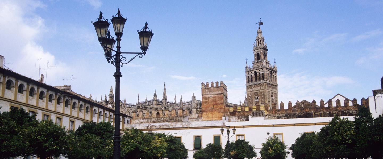 Andalusien ─  Glanzlicht am Mittelmeer