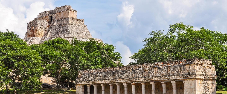 Die Welt der magischen Maya-Stätten