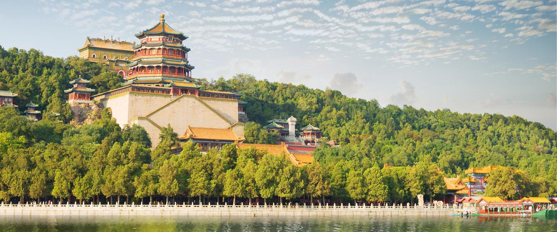 Chinas Gesichter zu Land und zu Wasser