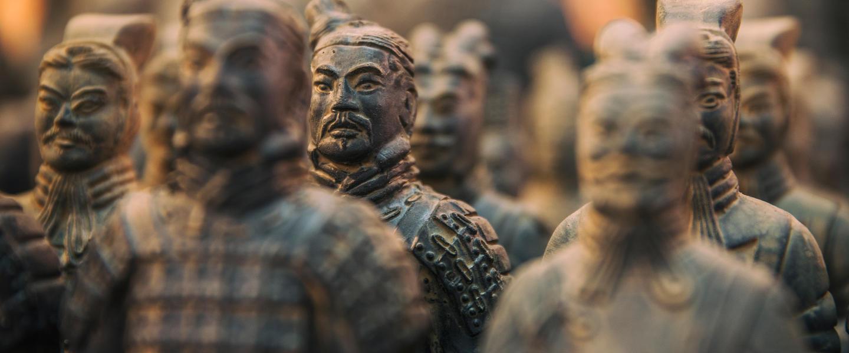 Höhepunkte Chinas