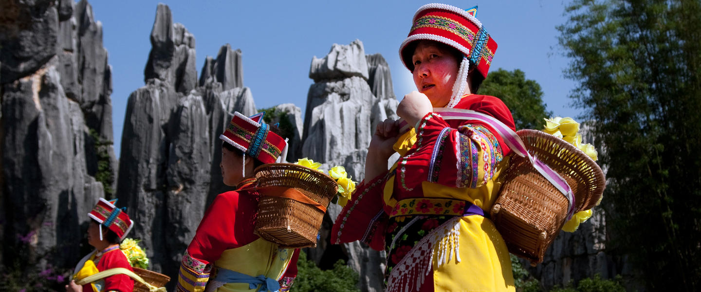 Sagenhaftes Yunnan