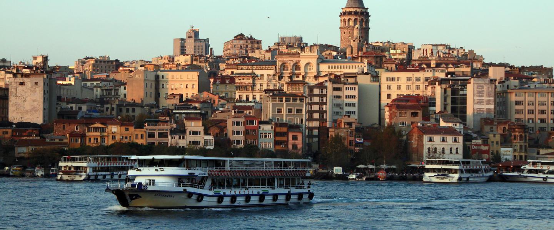 Istanbul ─ Stadt auf zwei Kontinenten
