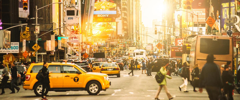 Dublin und New York