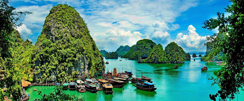 Vietnam radelnd entdecken