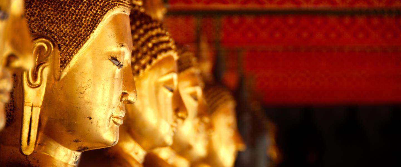 Thailand ─ auf Asiens Sonnenseite