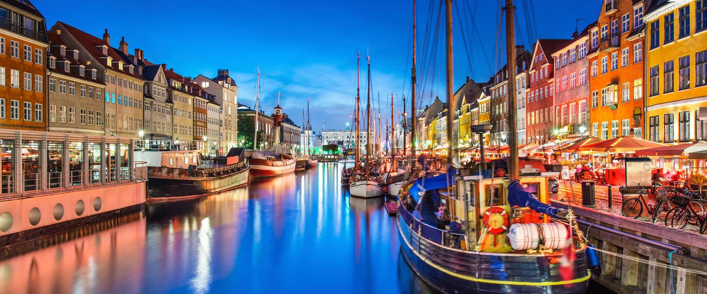 Kopenhagen ─ ein dänisches Märchen