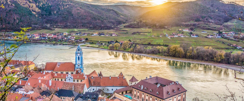 Vom Donaudelta nach Wien