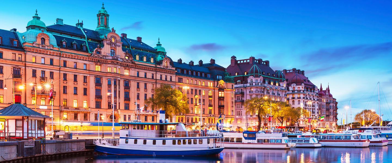 Authentisches Südschweden ─ von Kopenhagen nach Stockholm
