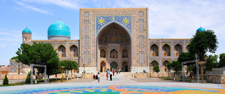 Usbekistan ─ Zauber aus 1001 Nacht