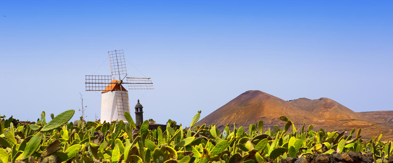 Lanzarote ─ Vulkaninsel im Atlantik