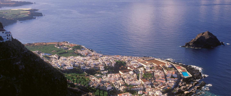 Kanarenquartett Teneriffa, La Gomera, Lanzarote, Fuerteventura