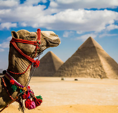 Ägypten ─ Pharaonenland und Traumstrand
