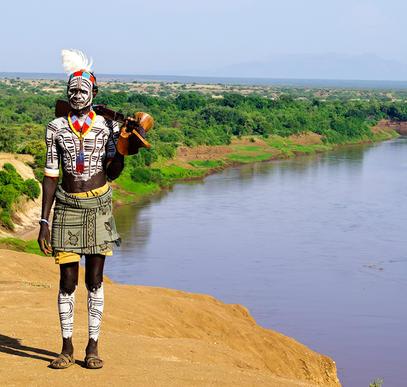 Äthiopien ─ das Leben am Omo