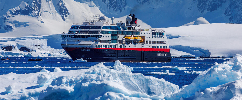 Höhepunkte der Antarktis und Iguassu