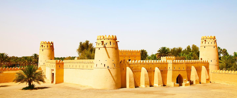 Scheichtümer am Rande der Wüste