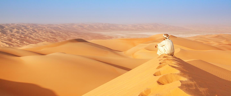 Emirate und Oman ─ Vom Louvre in die Wüste
