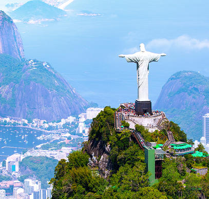 Rio ─ Wunderbare Sambastadt
