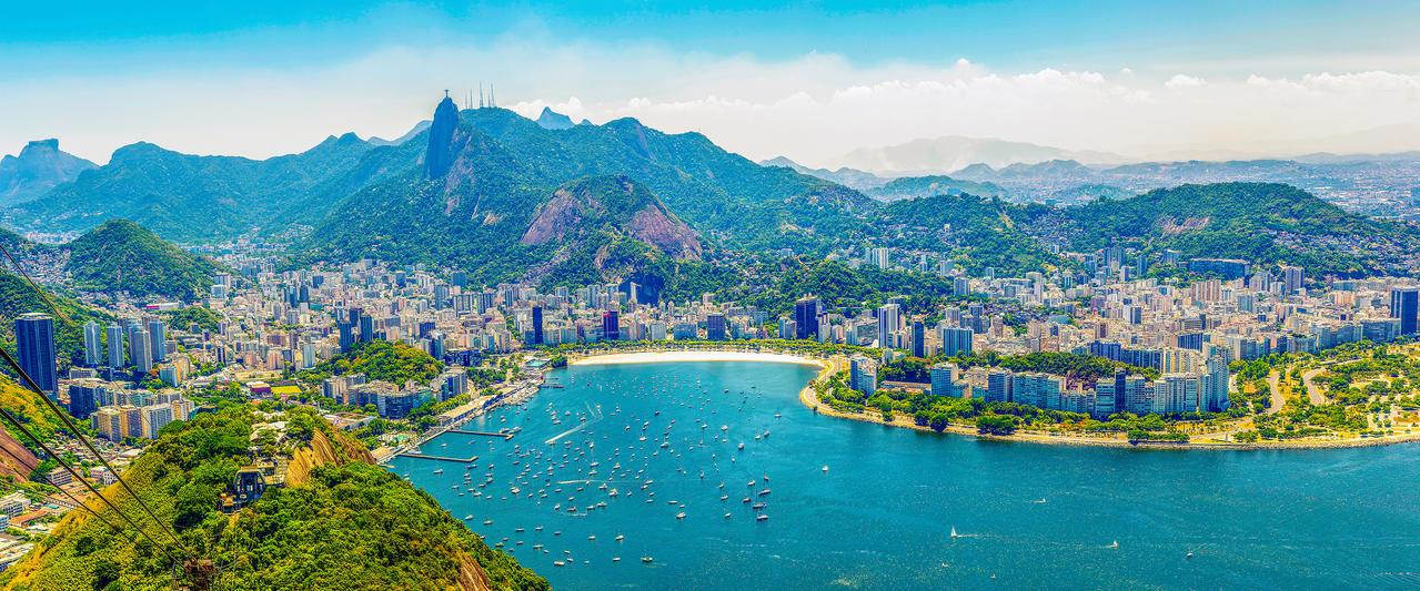 Brasilien ─ Naturparadiese und barocke Juwelen