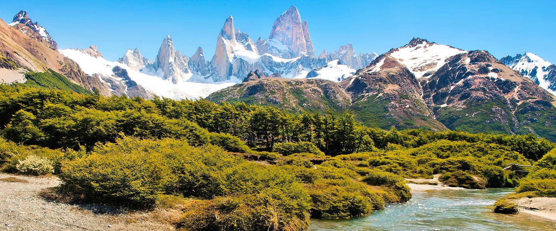 Argentinien und Chile ─ Patagonien aktiv genießen