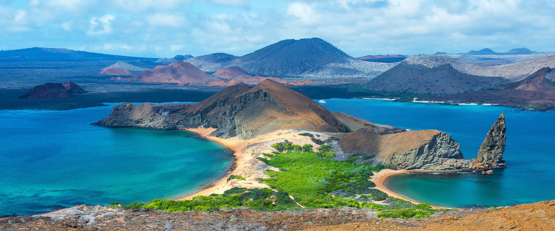 Ecuador und Galápagos ─ Kinderstube der Schöpfung