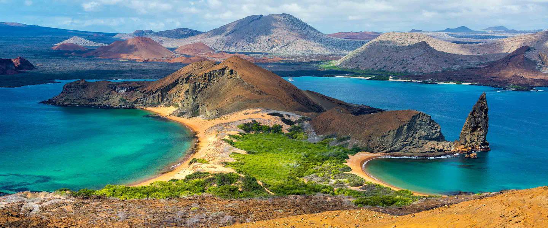 Ecuador intensiv ─ Andenhochland, Amazonas und Galápagos