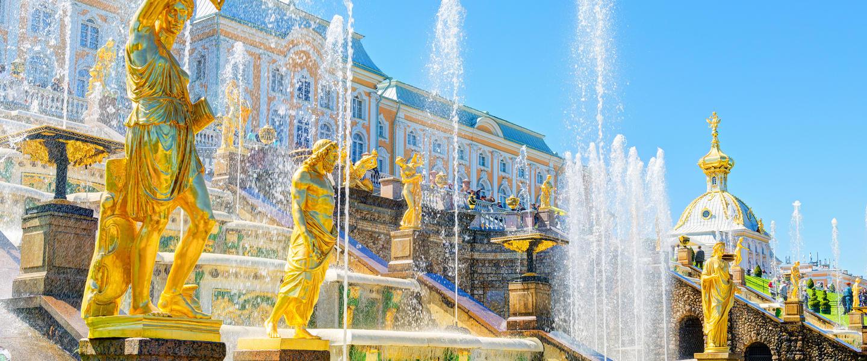 St. Petersburg auf neuen Wegen