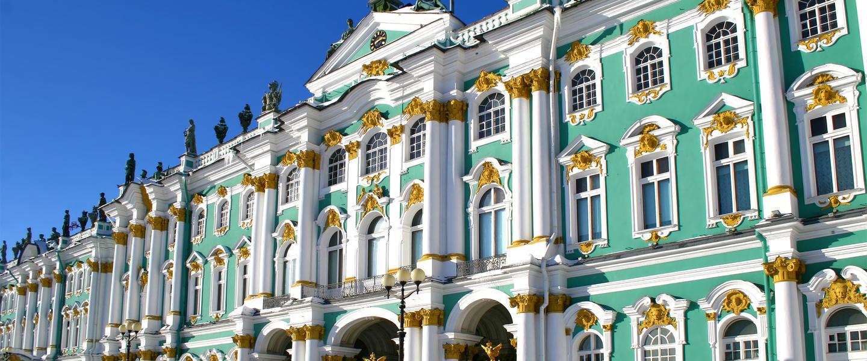 St. Petersburg kompakt