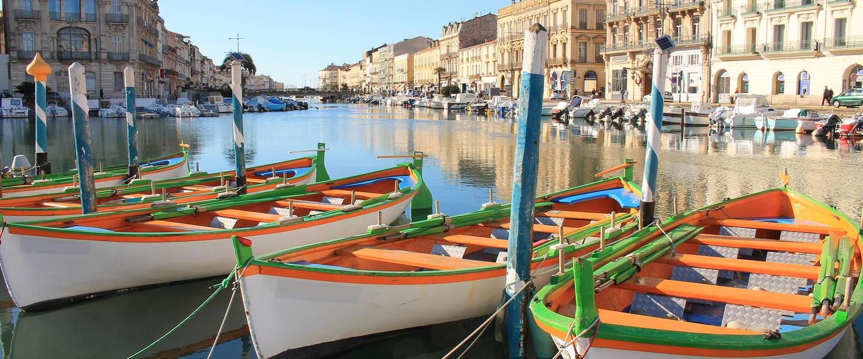 Zwischen Pyrenäen und Mittelmeer
